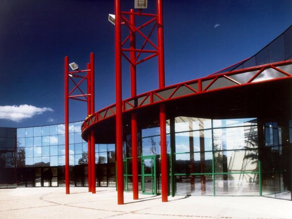 Auxerrexpo, Salon des Exposition et Centre d'Affaires, Auxerre - ATRIA Architectes à Auxerre, Bourgogne