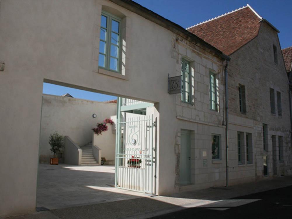 PL & JF Bersan, St Bris-Le-Vineux - ATRIA Architectes à Auxerre, Bourgogne