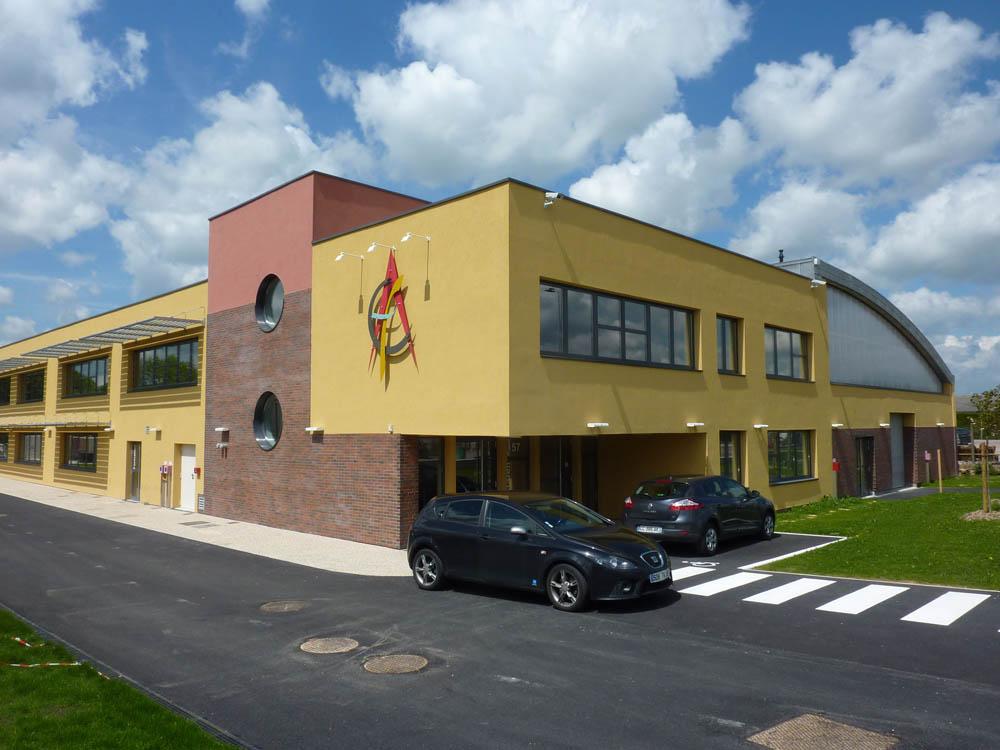 CFA, Auxerre - ATRIA Architectes à Auxerre, Bourgogne