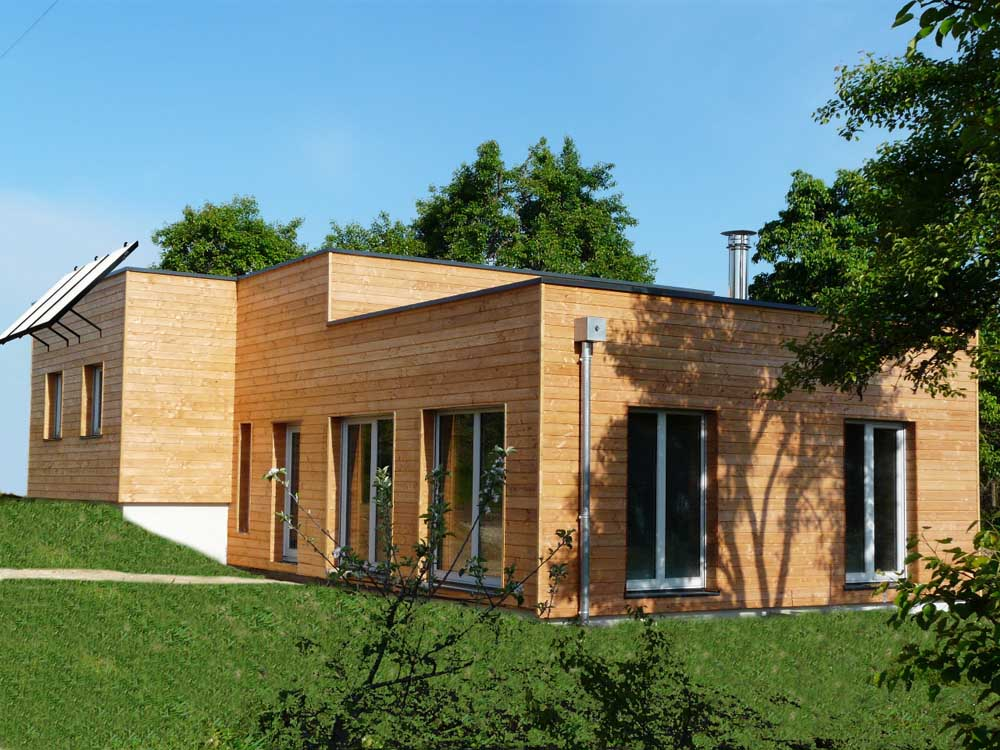 Maison Positive, Parly - ATRIA Architectes à Auxerre, Bourgogne