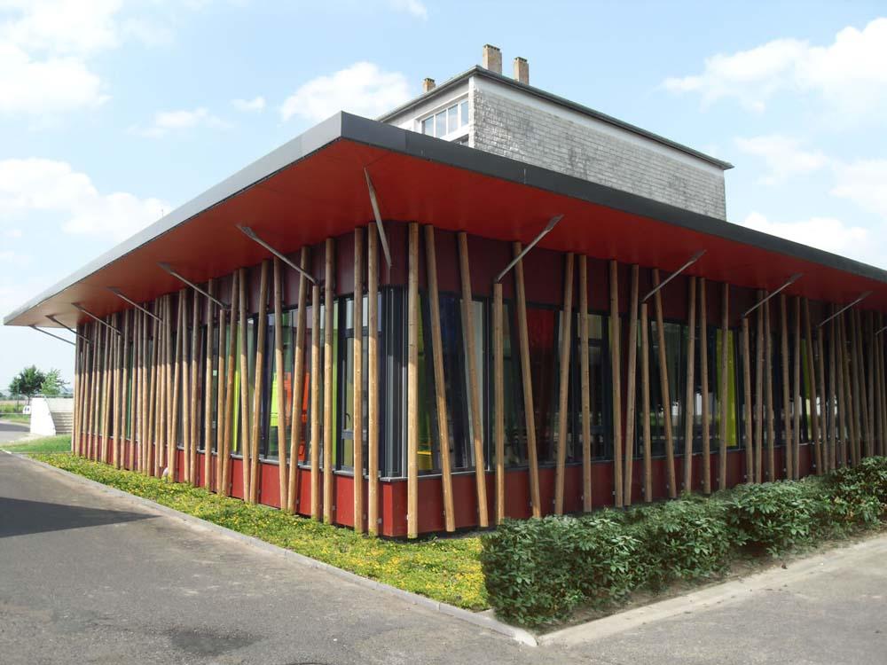 Lycée Janot, Sens - ATRIA Architectes à Auxerre, Bourgogne