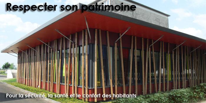 Respecter son patrimoine - pour la sécurité et le confort des habitants - Atria Architectes à Auxerre, Bourgogne
