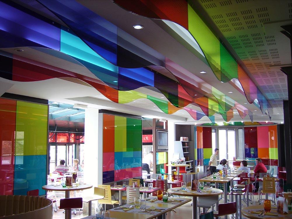 Restaurant La Tour d'Orbandelle, Auxerre - ATRIA Architectes à Auxerre, Bourgogne