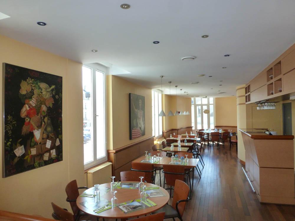 Restaurant Le Cosi, Auxerre - ATRIA Architectes à Auxerre, Bourgogne