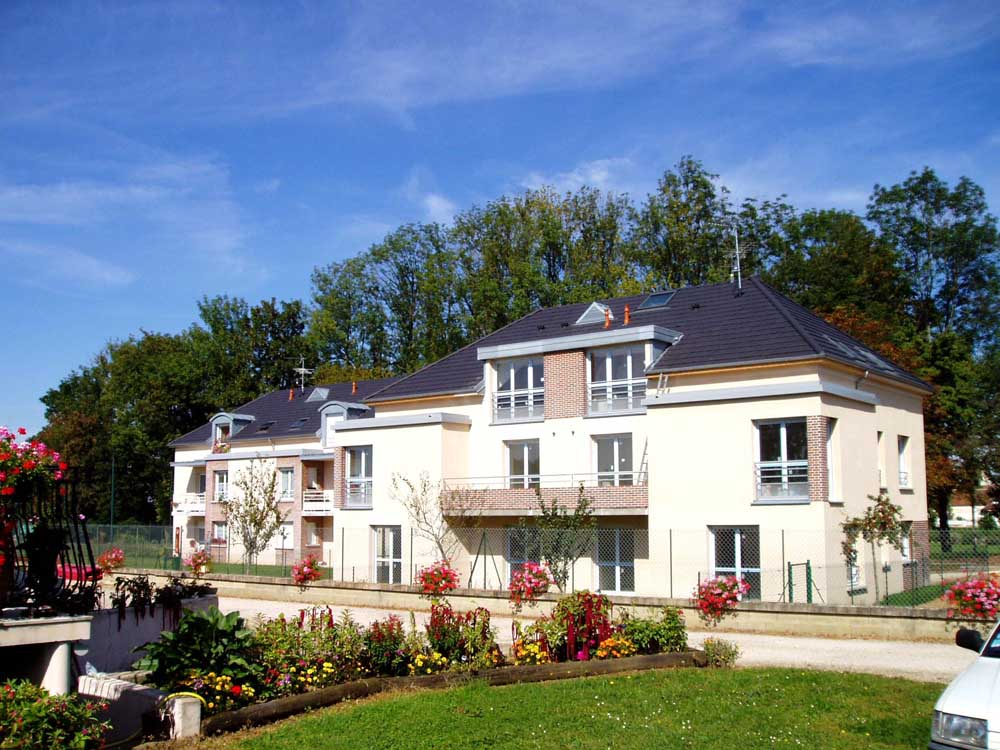Résidence Séquoia, Monéteau - ATRIA Architectes à Auxerre, Bourgogne